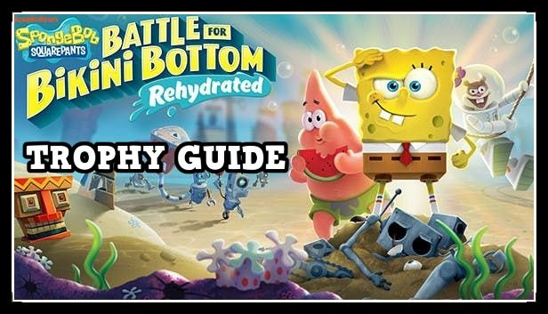 battle for bikini bottom walkthroughs